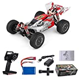 Goolsky Wltoys XKS 144001 RC Coche 60km / h Alta Velocidad 1/14 2.4GHz RC Buggy 4WD Racing Off-Road...