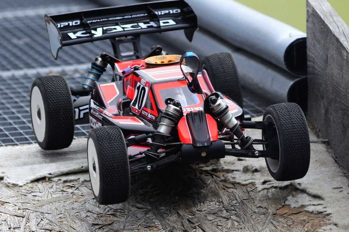 coches rc gasolina kyosho inferno mp10